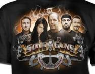 "SONS OF GUNS MENS ""GOOD GROUP"" T-SHIRT"