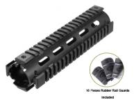 AR15 Quadrail Handguard #416 MEDIUM