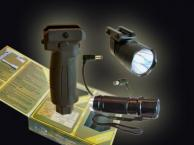 Intensified Power-Grip/Handheld LED Light System